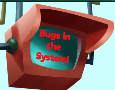 PBS kids bugs in the system